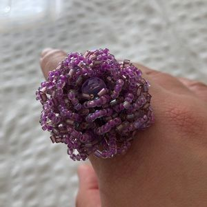 Flower ring bundle (5)